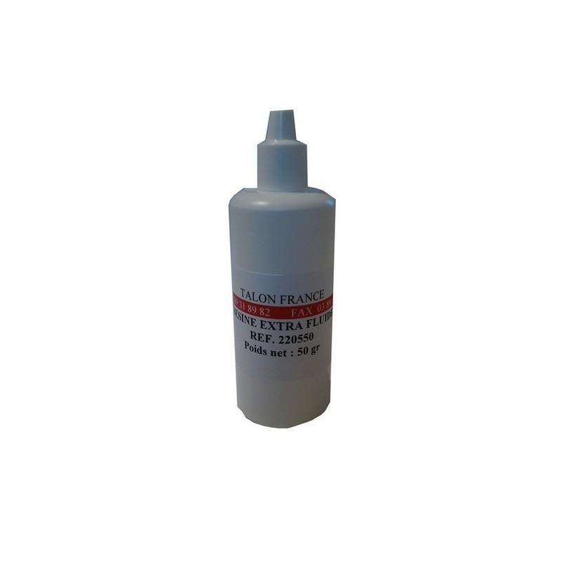 Résine extra fluide flacon de 50 g