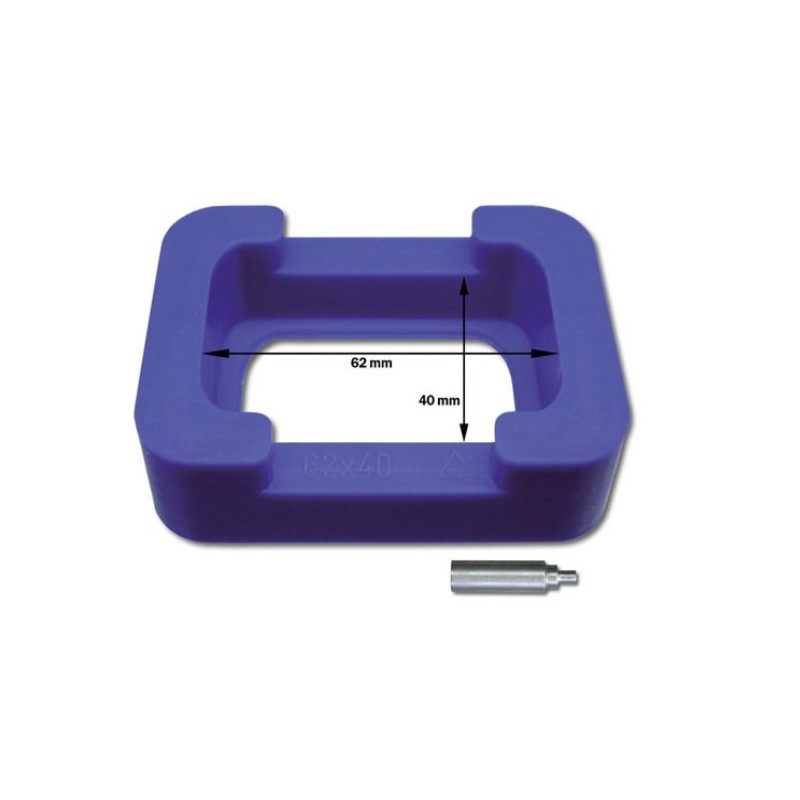 Moule pour gel silicone type 3/13
